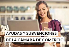 Ayudas y Subvenciones de la Cámara de Comercio de Valencia