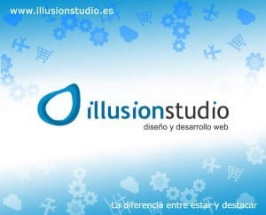 Logo 2014 diseño web illusion Studio