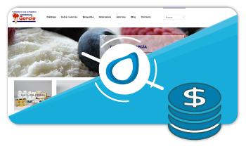 Caso de éxito Tienda Online Comercial García