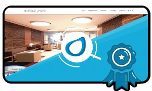 Caso de éxito Diseño Web Mobiliario contract Pauferro