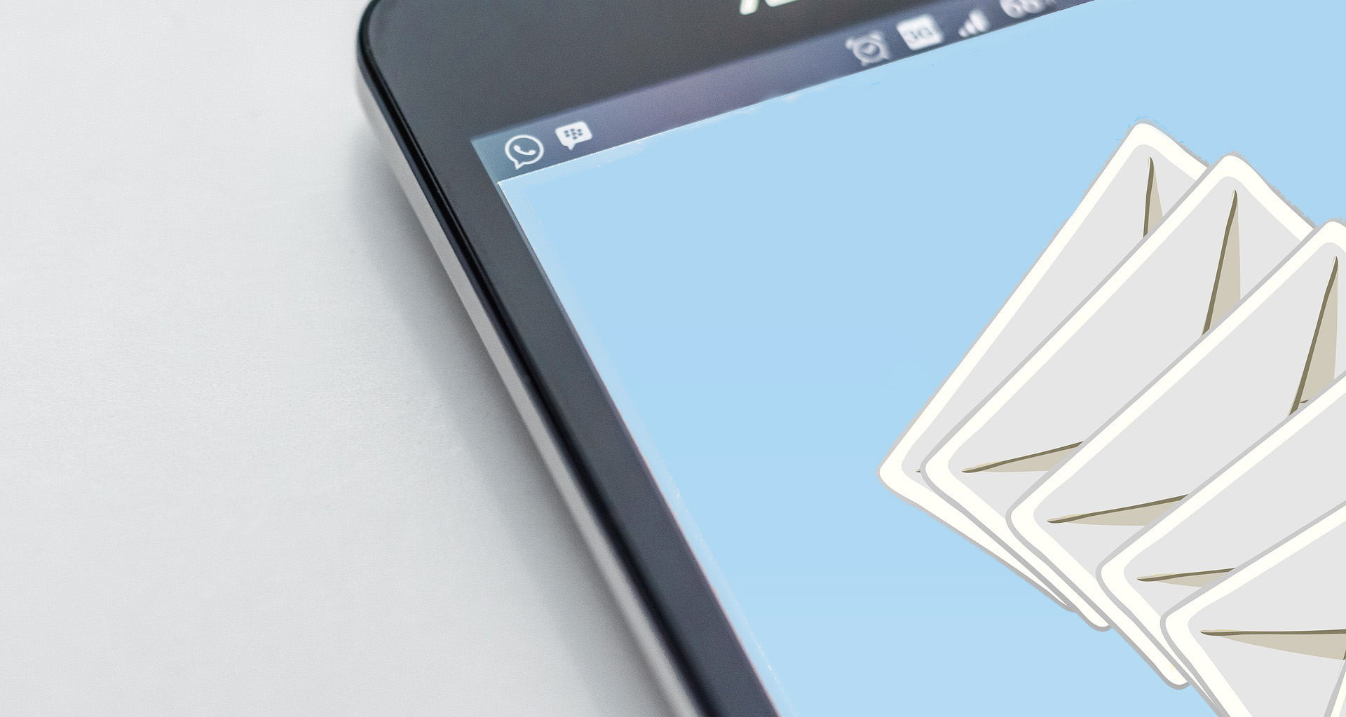 Estrategias a evitar en Email Marketing