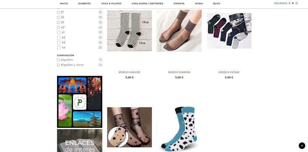 Tienda online Prolegs imagen 4