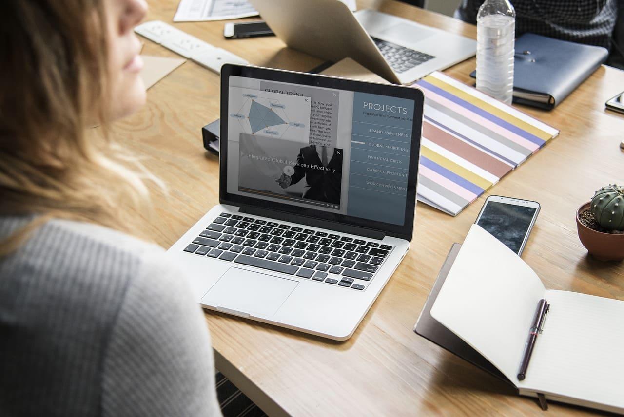Errores al crear un portfolio online