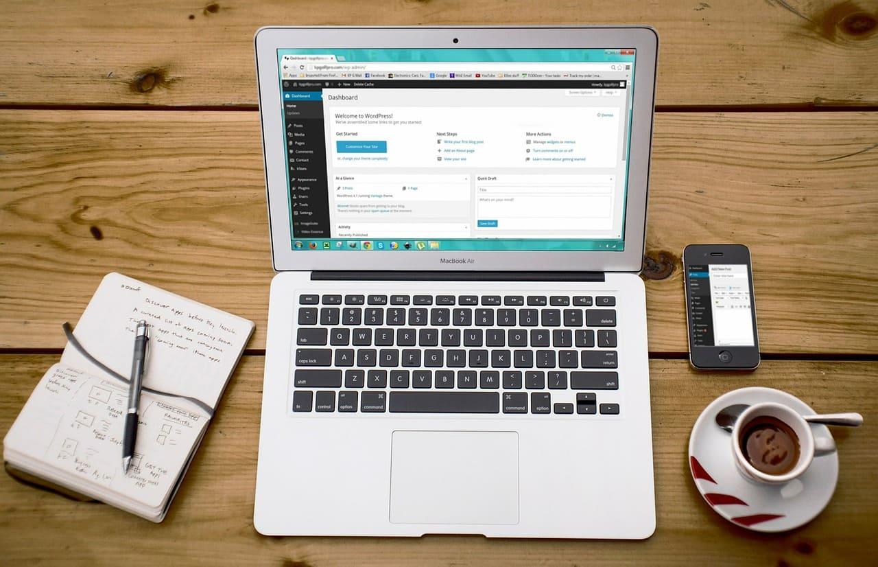 Novedades en WordPress 5