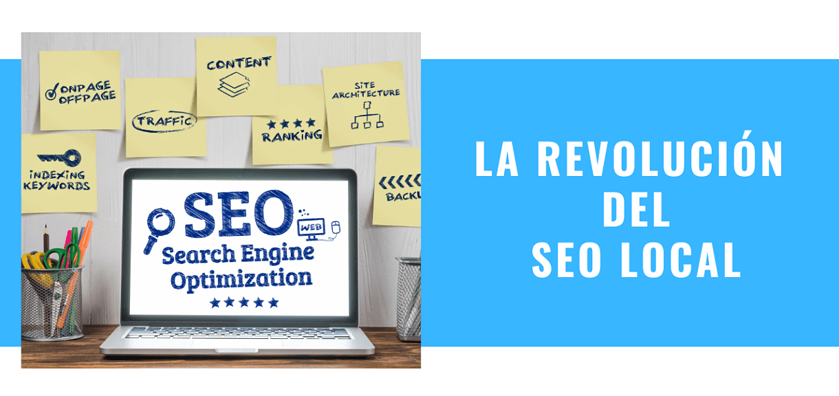 La Revolución del SEO Local