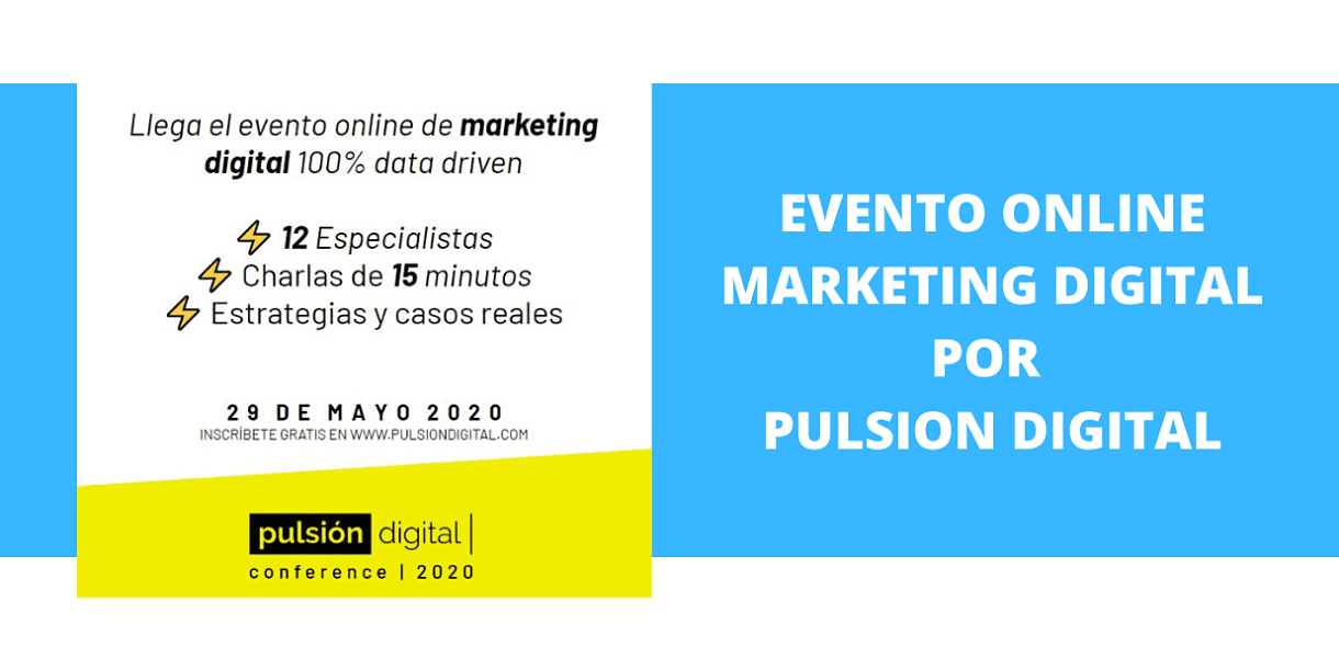 Evento Online de Marketing Digital