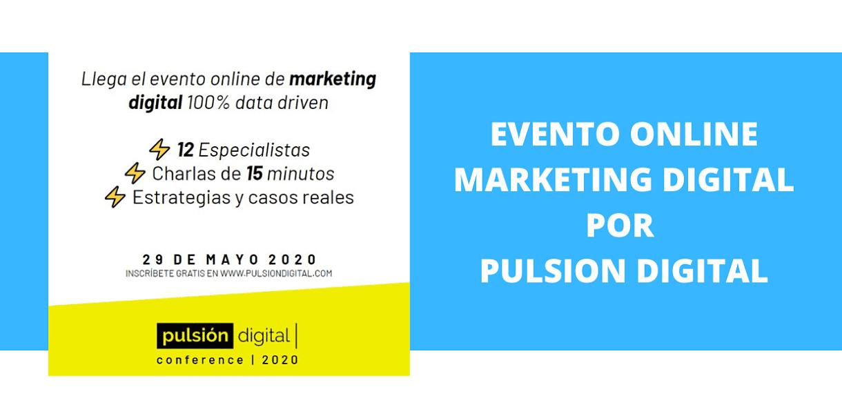 Evento Online de Marketing Digital