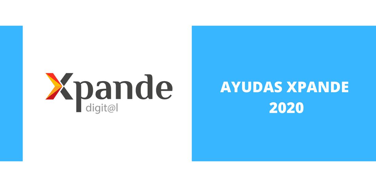 Ayudas Xpande Digital 2020